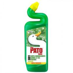 Limpiador Wc Pato Frescor Elimina la Cal 750ml