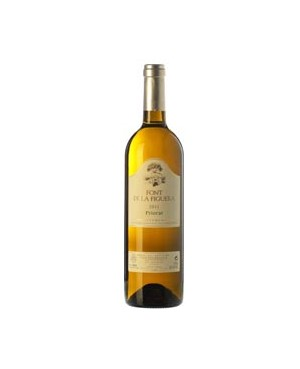 Vino Blanco Font de la Figuera Clos Figuera Viognier 75cl D.O. Priorat