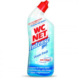 Wc Net Limpiador Intense Gel 750ml