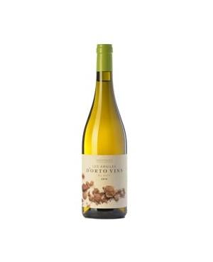 Vino Blanco Les Argiles Orto Vins Macabeu 75cl D.O. Montsant