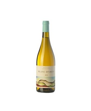 Vino Blanco Blanc d'Orto(Flor) Orto Vins Garnatxa 75cl D.O. Montsant