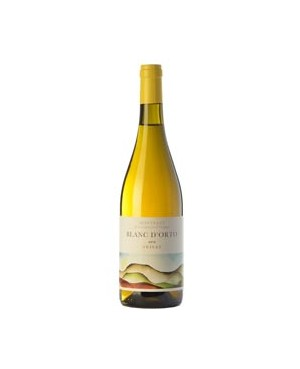 Vino Blanco Blanc d'Orto(Brisat) Orto Vins Garnatxa 75cl D.O. Montsant