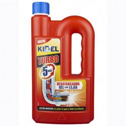 Desatascador Sosa Cáustica Kidel Microperlas 1Kg
