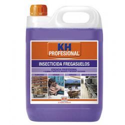 Limpiador Insecticida Fregasuelos KH-7 5L