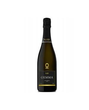 Vino Blanco Gemma Gran Reserva Brut Nature Xarel.lo Estuche D.O.Cava