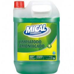 Limpiador Mical Amoniacado 5L