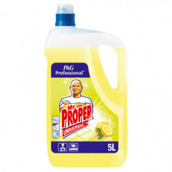 Limpiador MrProper Hogar limón 5L