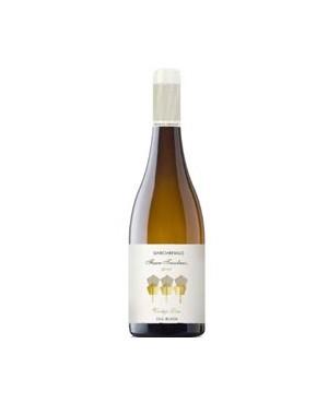 Vino Blanco Tres Olmos Lias Garciarévalo Verdejo 75cl D.O. Rueda