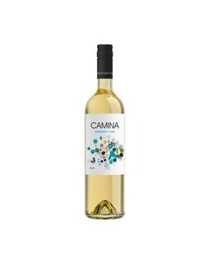 Vino Blanco Camina Chardonnay Cristo de la Vega Sauvignon 75cl D.O. La Mancha