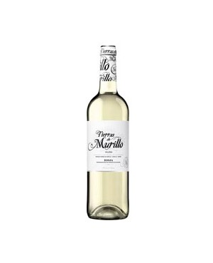 Vino Blanco Tierras de Murillo Viura 75cl D.O.C. Rioja