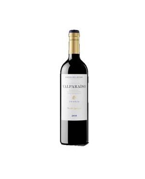 Vino Tinto Marqués de Valparaiso Crianza Franco Española Ull de Llebre 75cl D.O.C.Rioja
