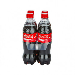 Coca-Cola Botellas (Pack 4 x 50cl)
