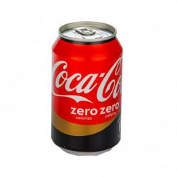 Coca-Cola Zero Sin Cafeína Lata 33cl
