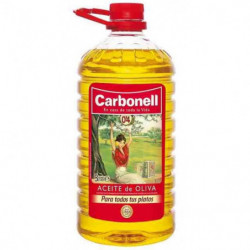 Aceite Carbonell Aceituna Suave 3L