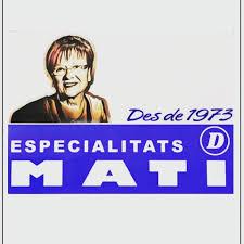 Especialitats Mati